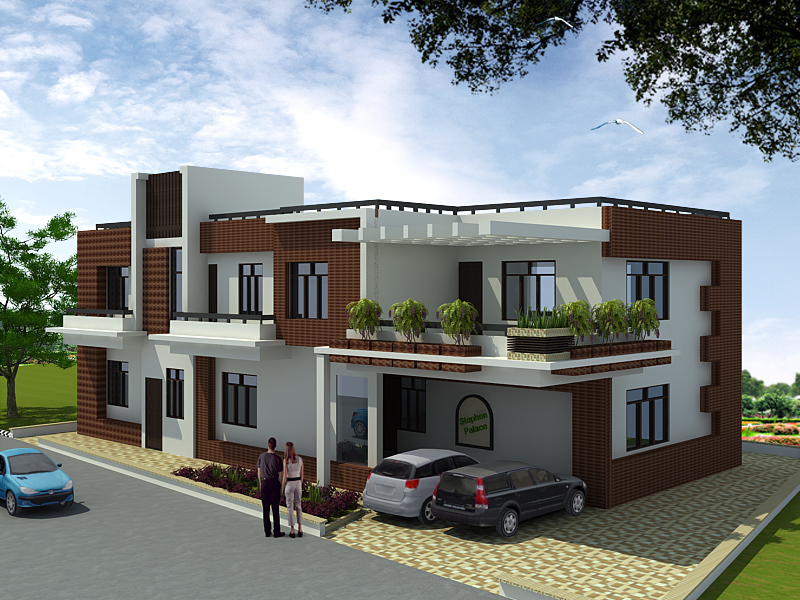 Get 3d architectural visualization done by admarquee to 3d house designing